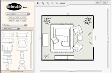 Steinhafels Room Planner