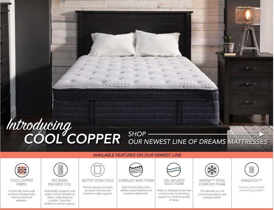 Dreams Cool Copper