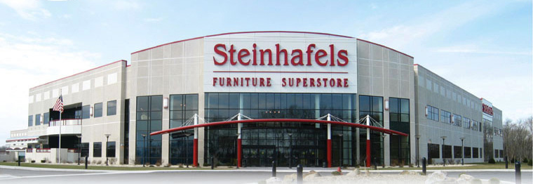 Steinhafels Has The Largest Selection Of Quality Furniture In Wisconsin.  Visit One Of Our Showrooms Today!