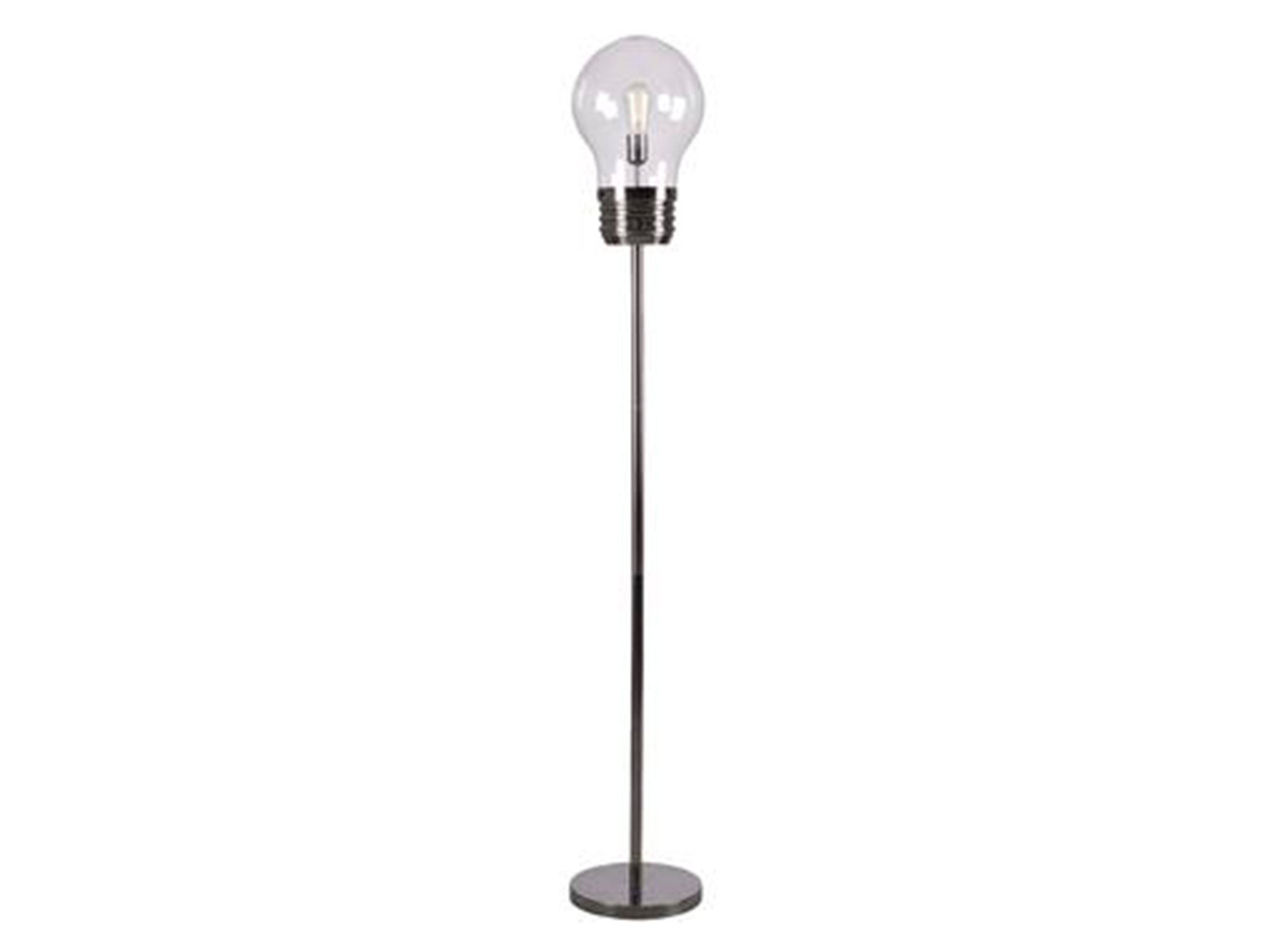 "Edison Light Bulb Floor Lamp 72""H"