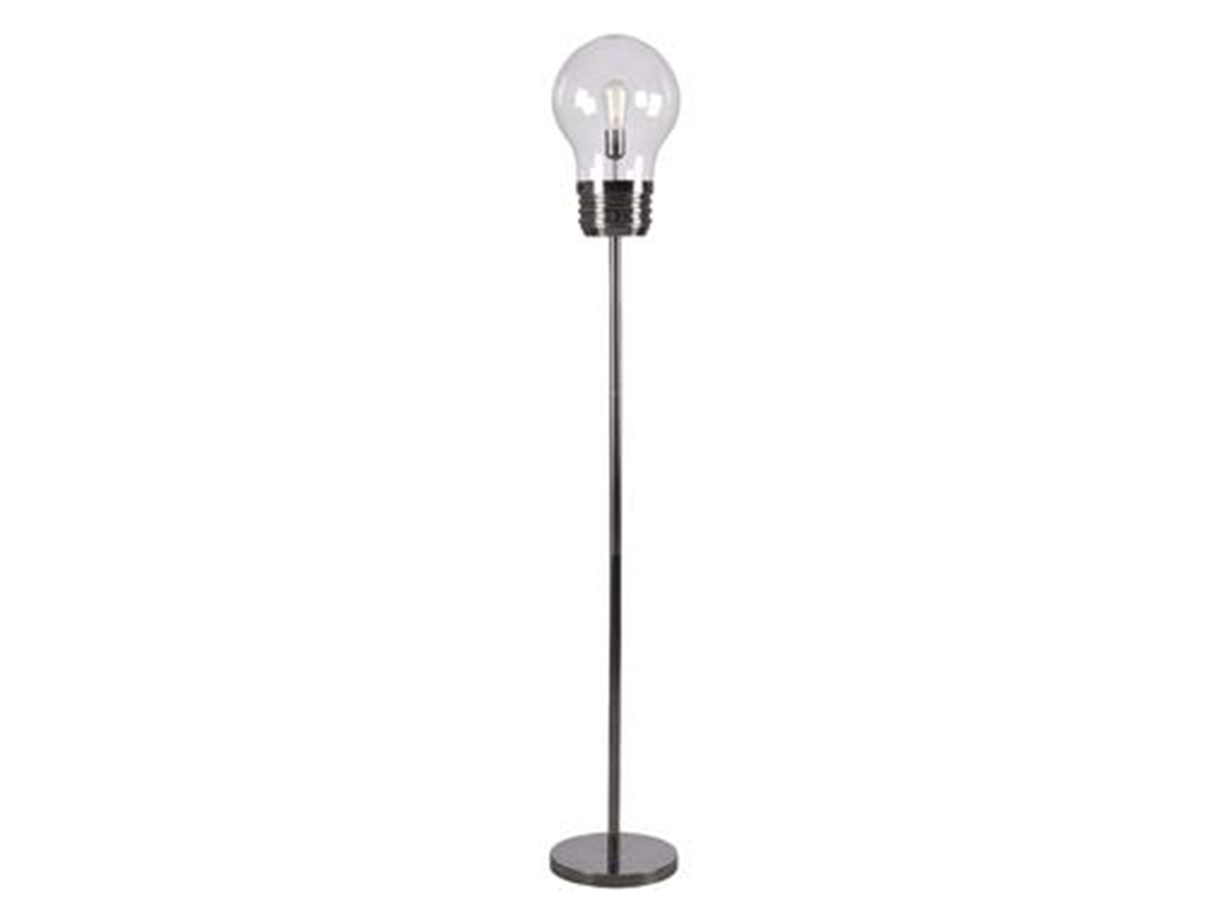 "Edison Light Floor Lamp 72""H"
