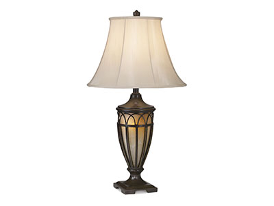 "Lexi Table Lamp 30""H"