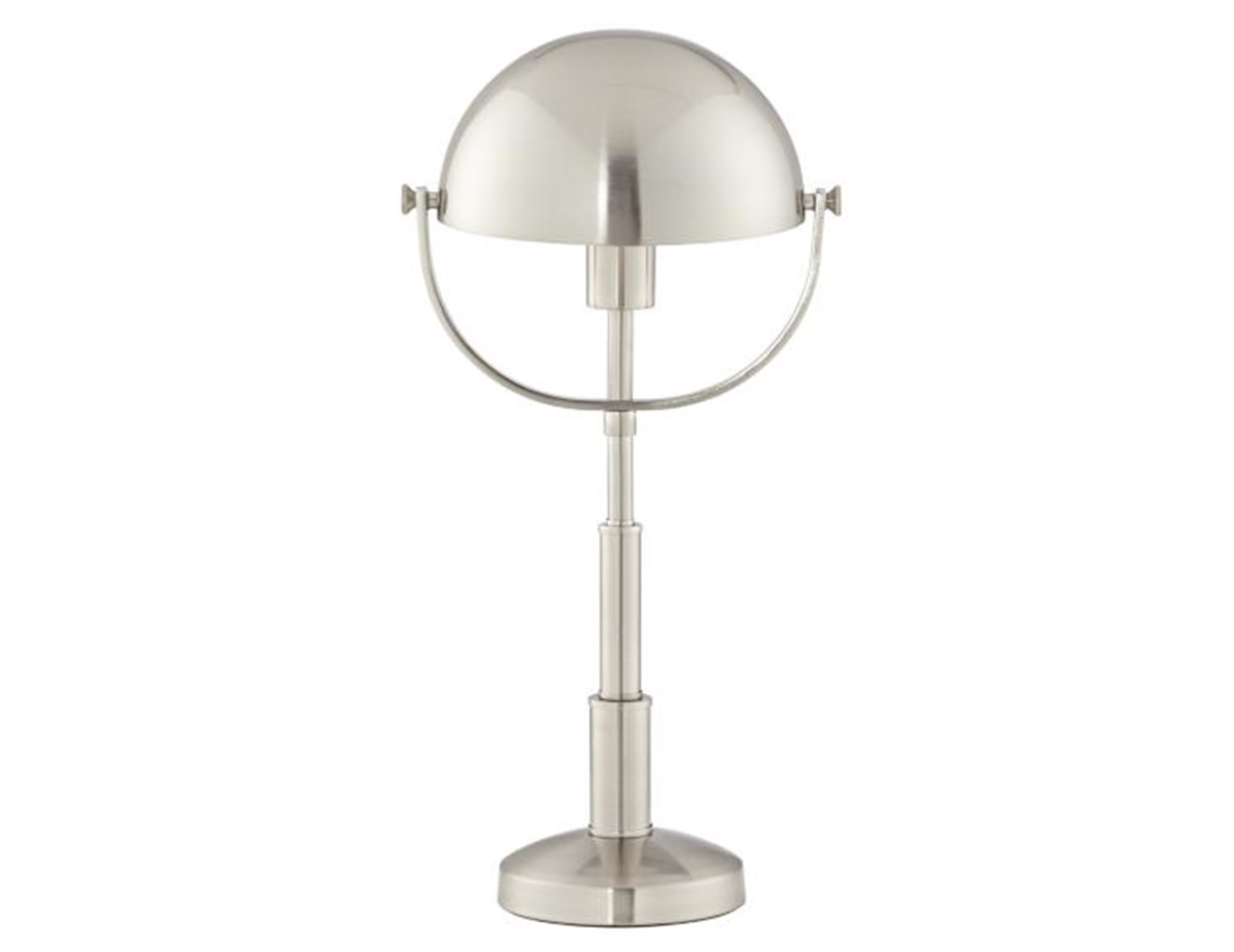 Chrome Dome Table Lamp
