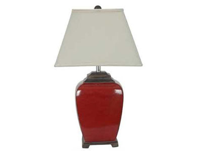 "China Table Lamp 28""H"