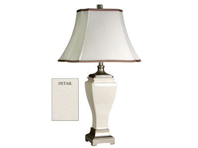 "Leslie Table Lamp 32""H"