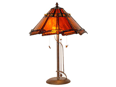 "Dale Table Lamp 24""H"