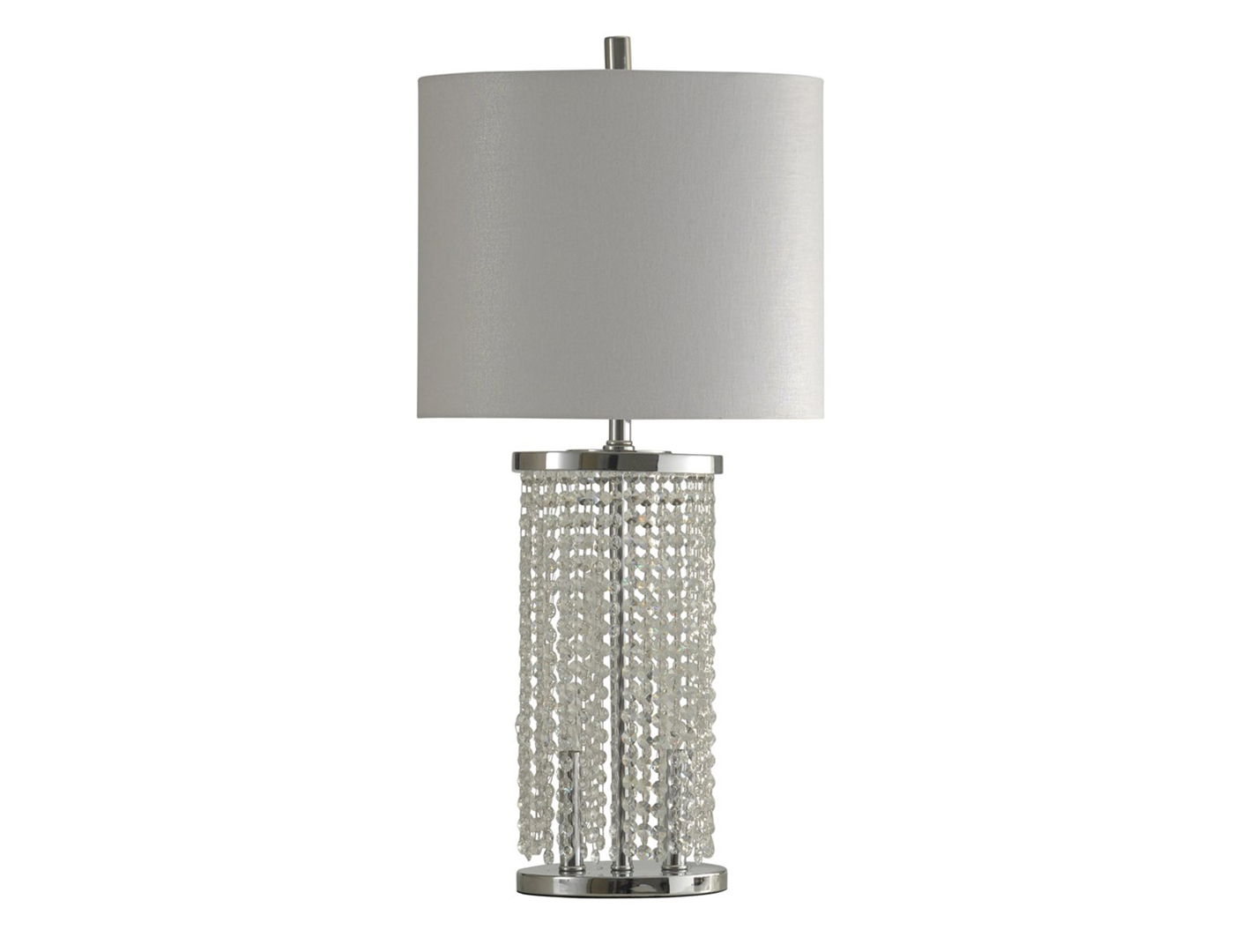 "Bling Table Lamp 32""H"