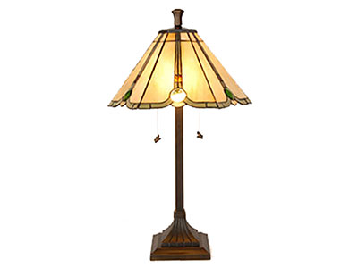 "Simon Table Lamp 26""H"