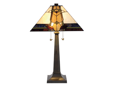 "Marley Table Lamp 28""H"