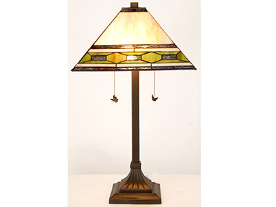 "Lance Table Lamp 26""H"