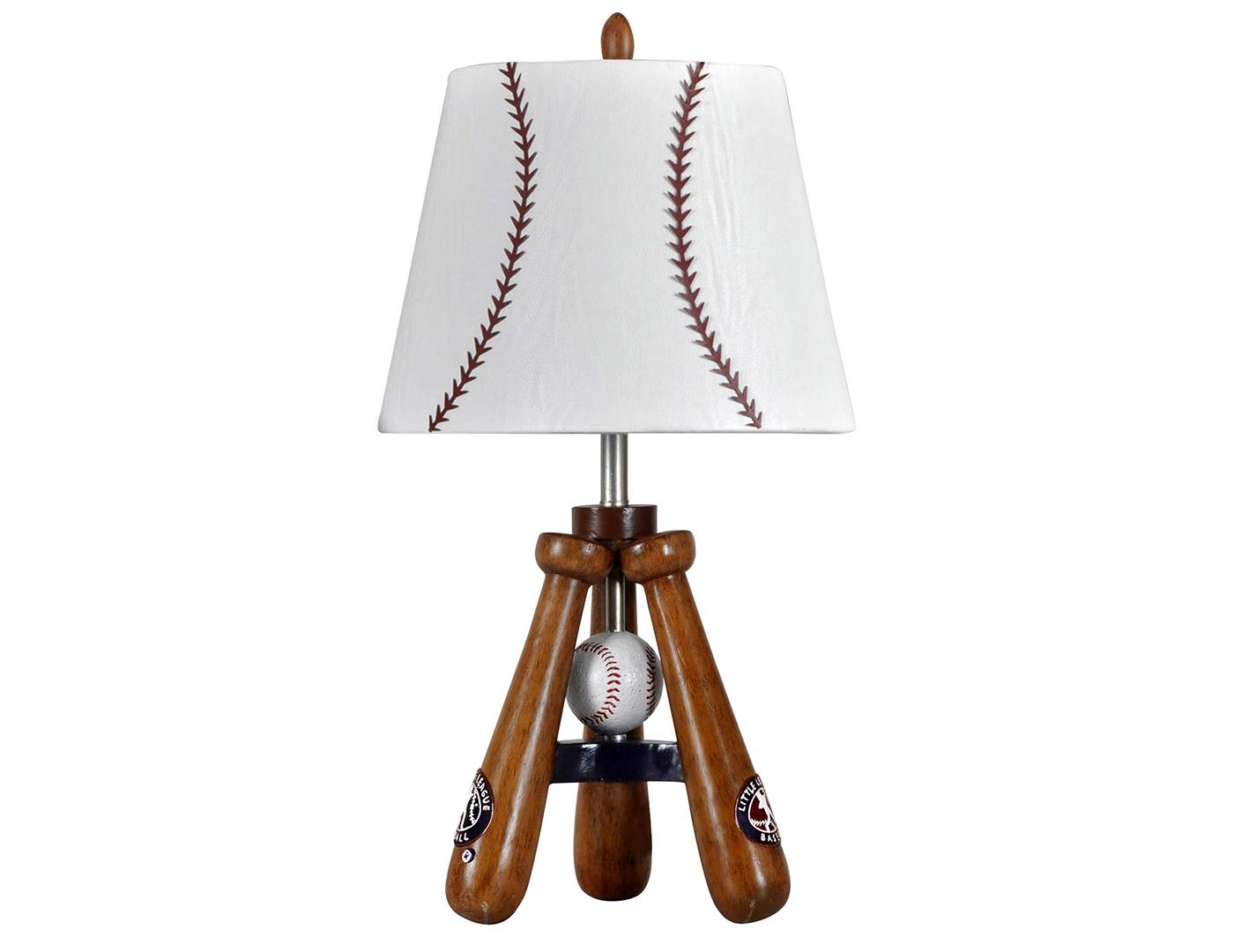 Steinhafels kids baseball table lamp kids baseball table lamp geotapseo Image collections