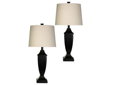 "Cindy Pair of Table Lamps 29""H"