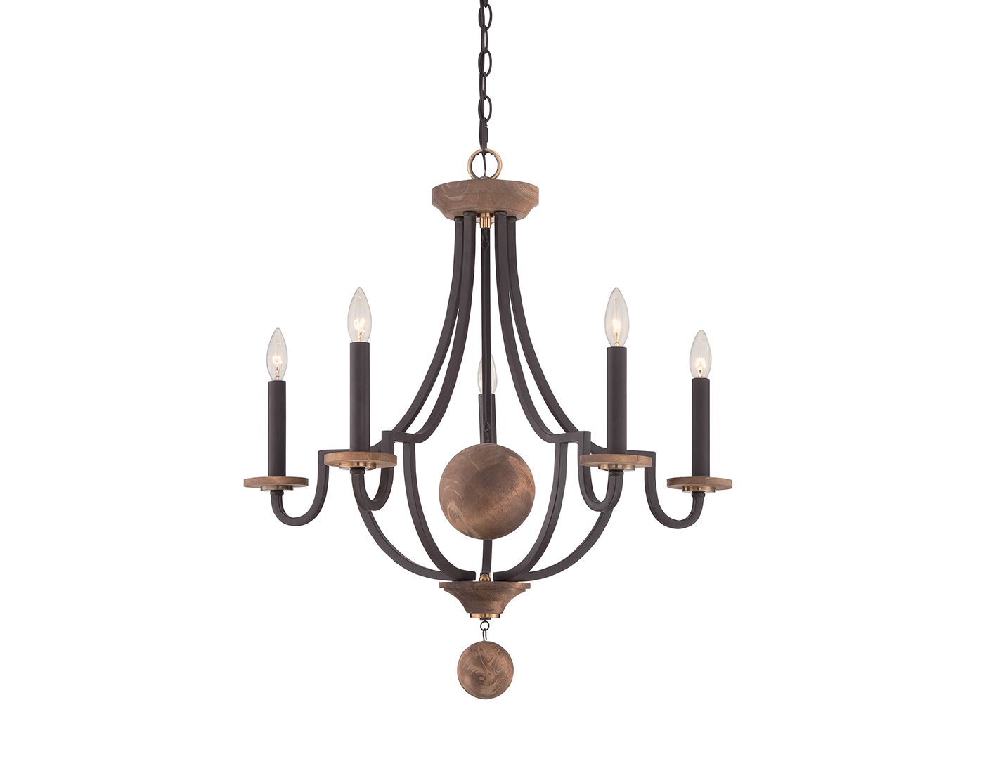 "Wyndmoor Chandelier 30X28X28""H"