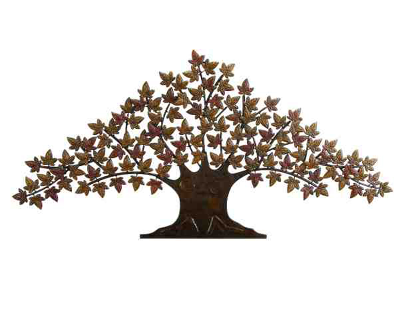 Metal Tree Wall Art Gallery: Decor & Accents