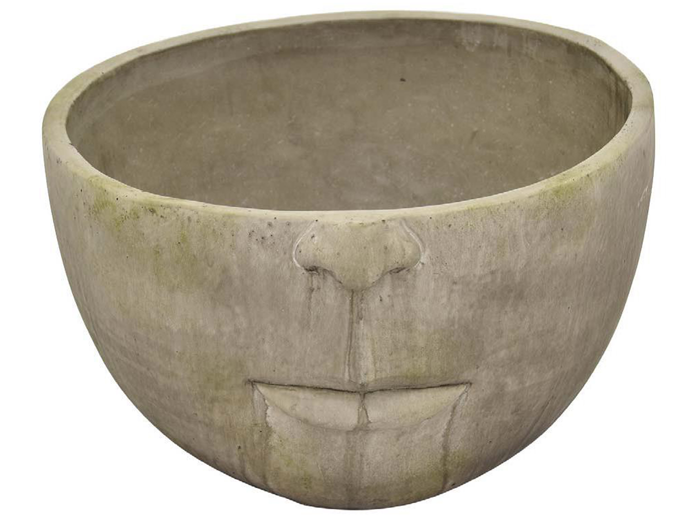 "Large Head Bowl 14""W x 8""H"
