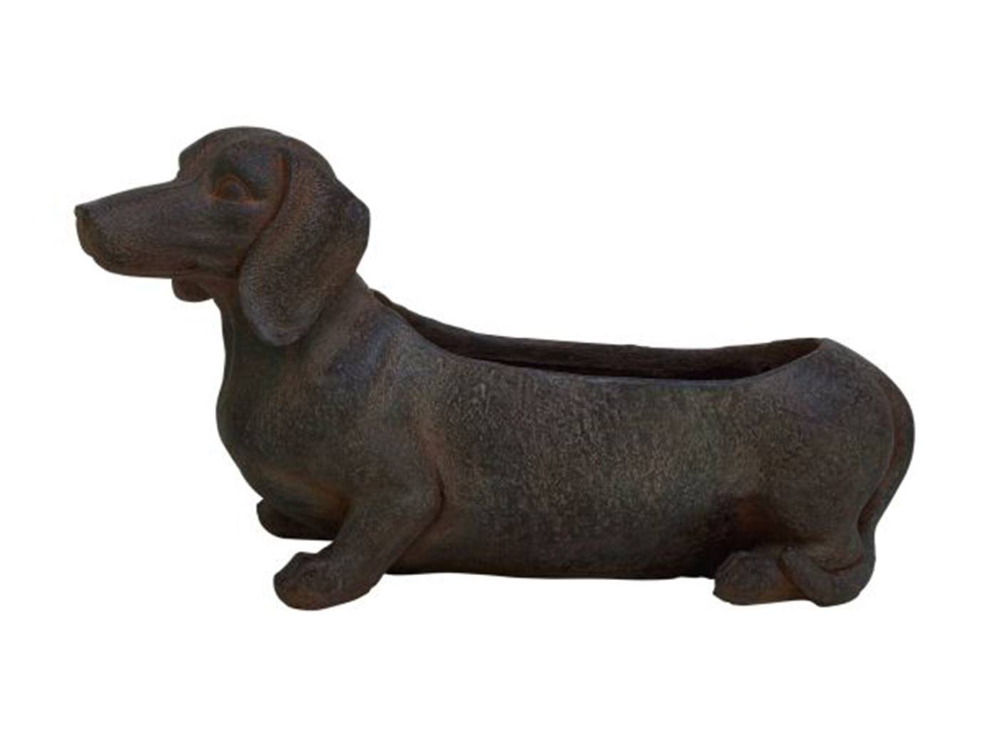 "Dachshund Flower Pot 23X12""H"