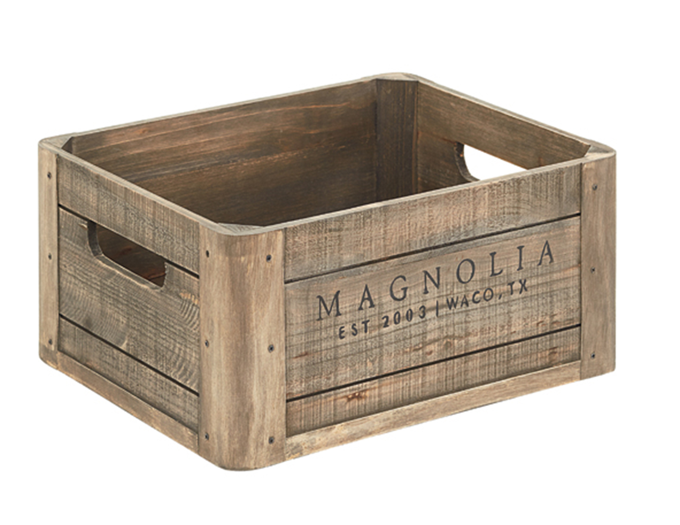 Magnolia Home Crate