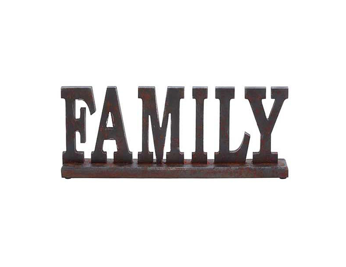 Family Sign 20X8""