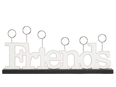Friends Memo Holder