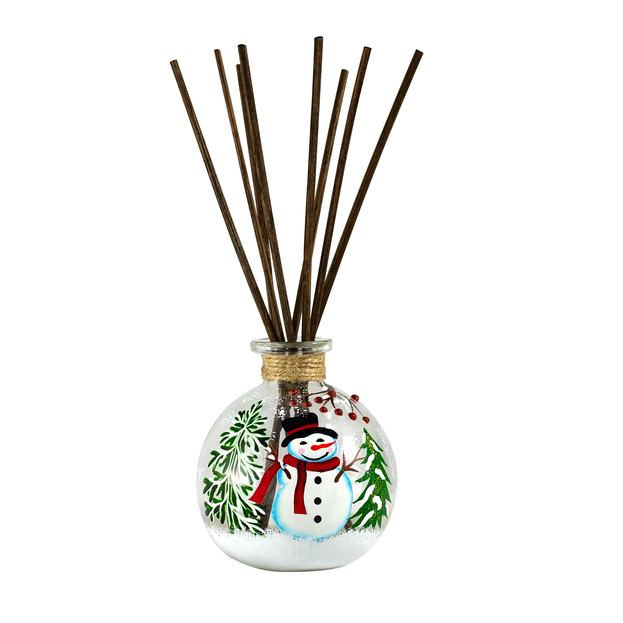 "Frosty Reed Diffuser 3""W x 4""H"