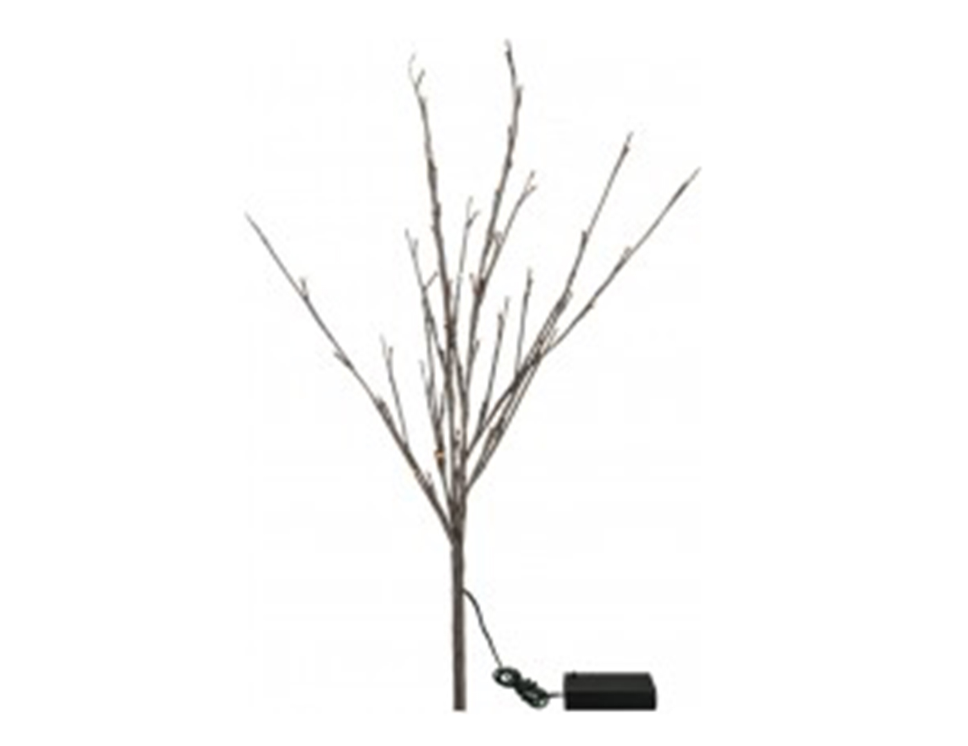 "Lighted Willow Twig 20""H"