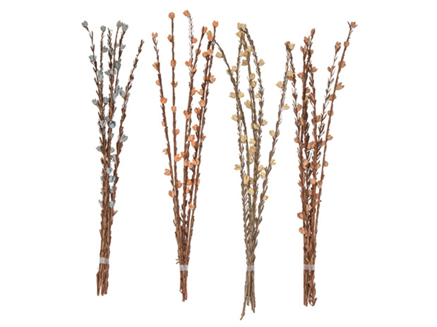 Assorted Dried Plant Bouquet 3X41""