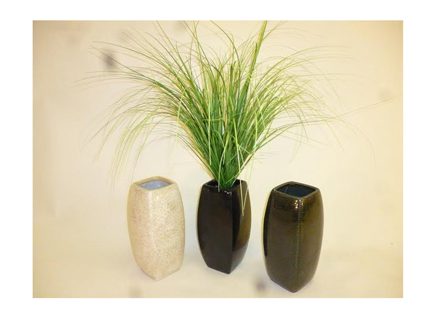 Wild Onion Plant in Assorted Vase 28""
