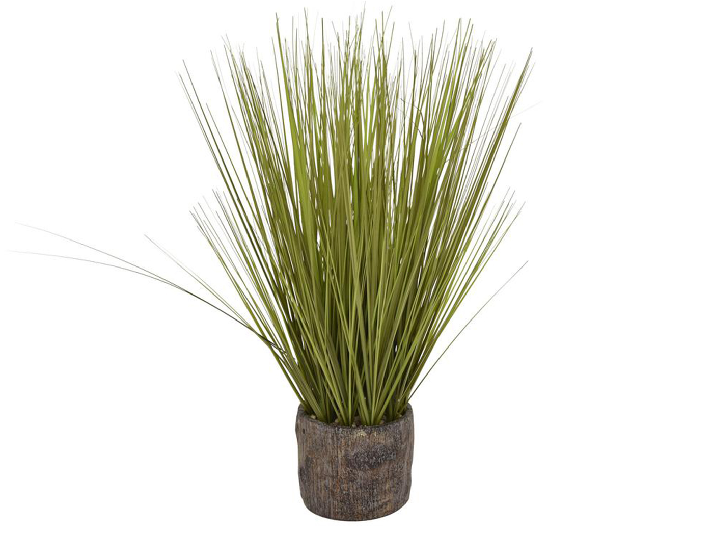 "Tall Grass in Flower Pot 20""W x 24""H"