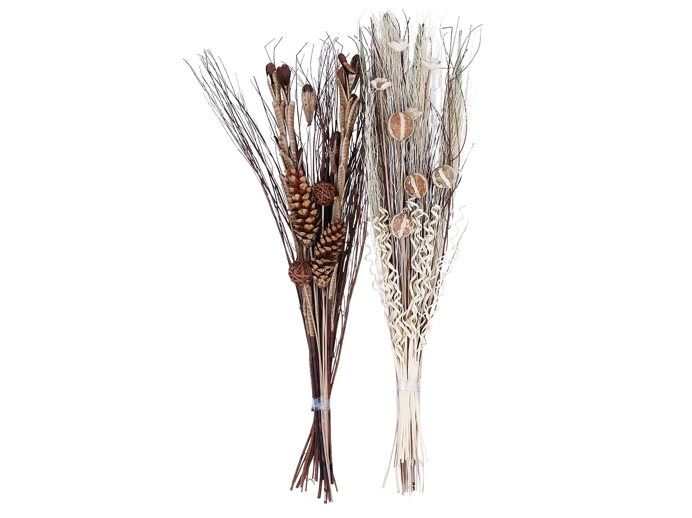 "Assorted Dried Floral Bunch 48""H"