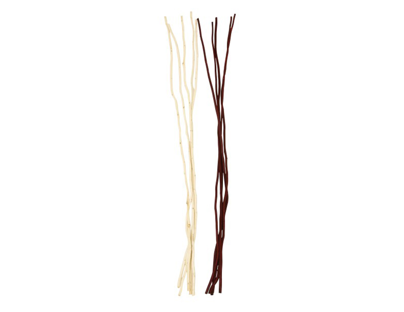 Assorted Dried Rattan Sticks 62""