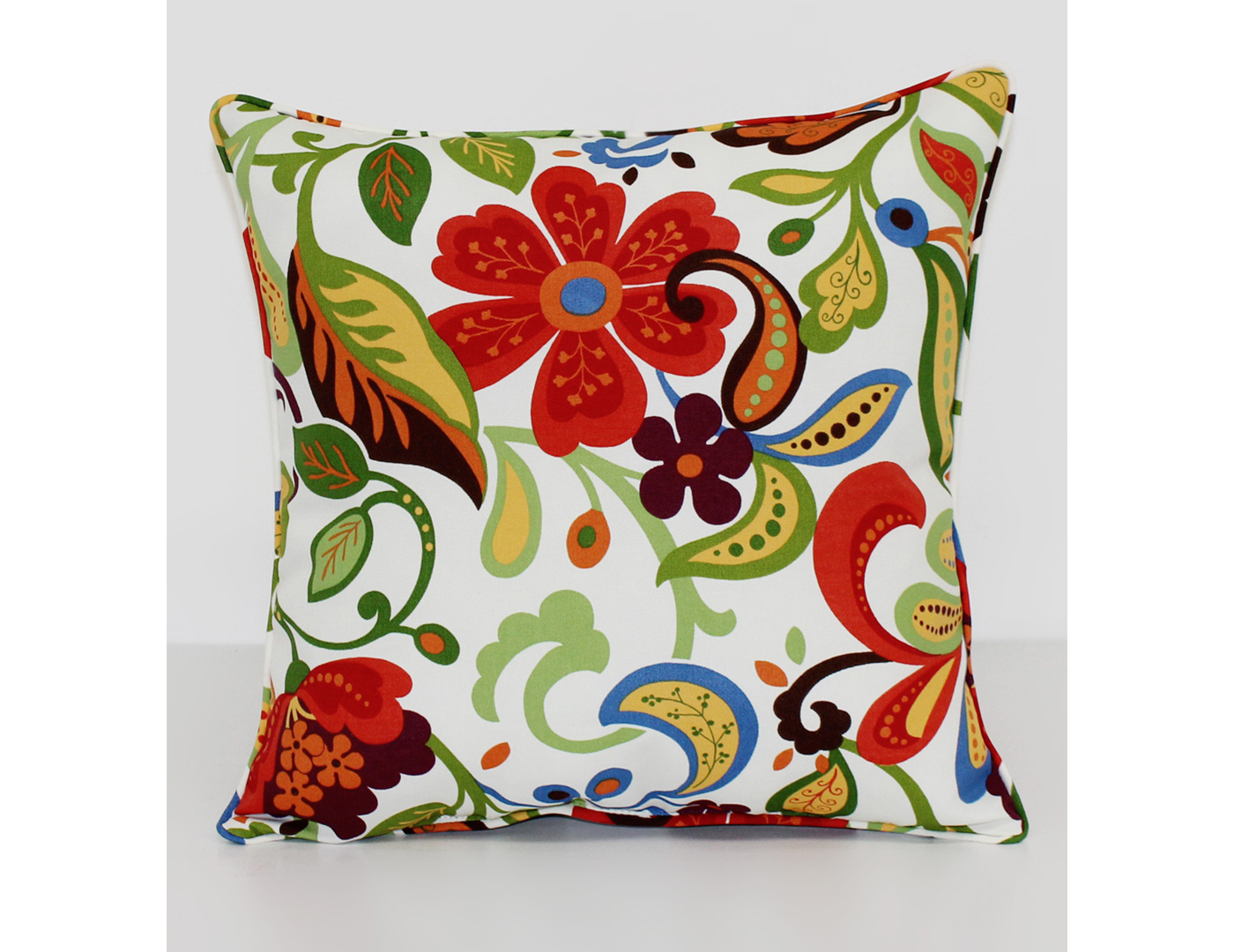 Wildwood Garden Outdoor Pillow