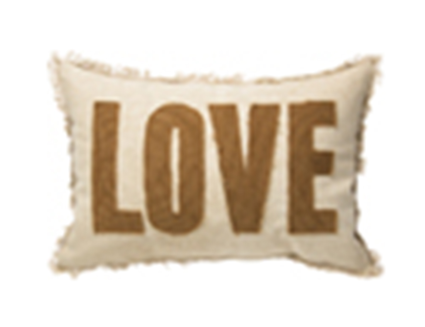 Love Pillow 15X10""