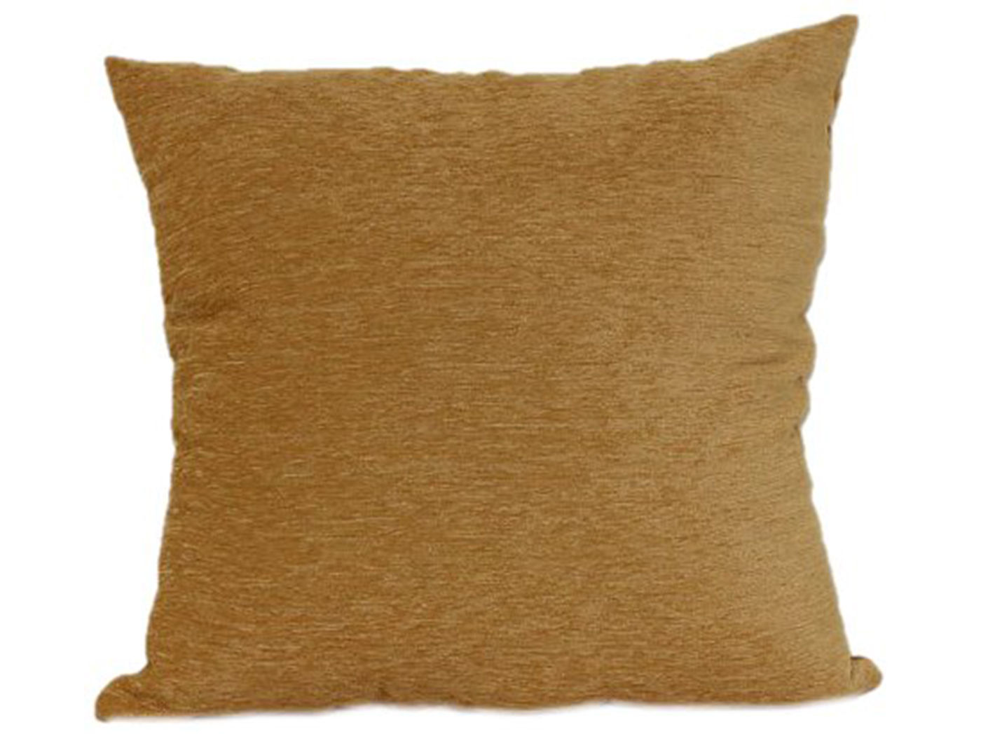 "Gold Crown Chenille Pillow 18""W x 18""H"