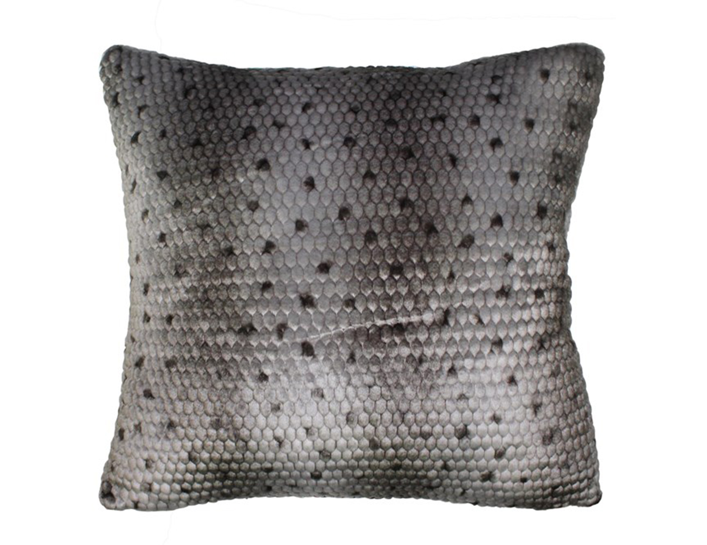 Down Faux Fur Pillow