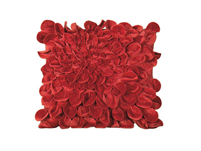 Plush Starburst Pillow 16""