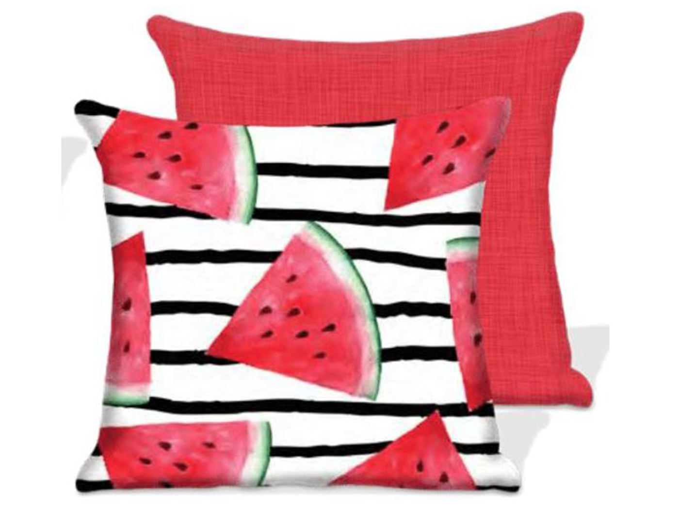 Watermelons Outdoor Pillow 17""