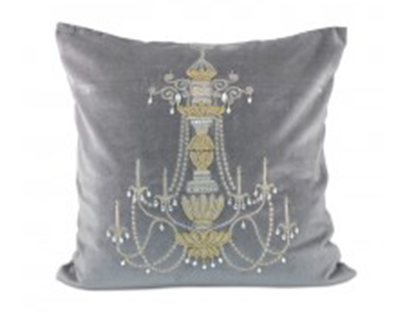 Chandelier Pillow 20""