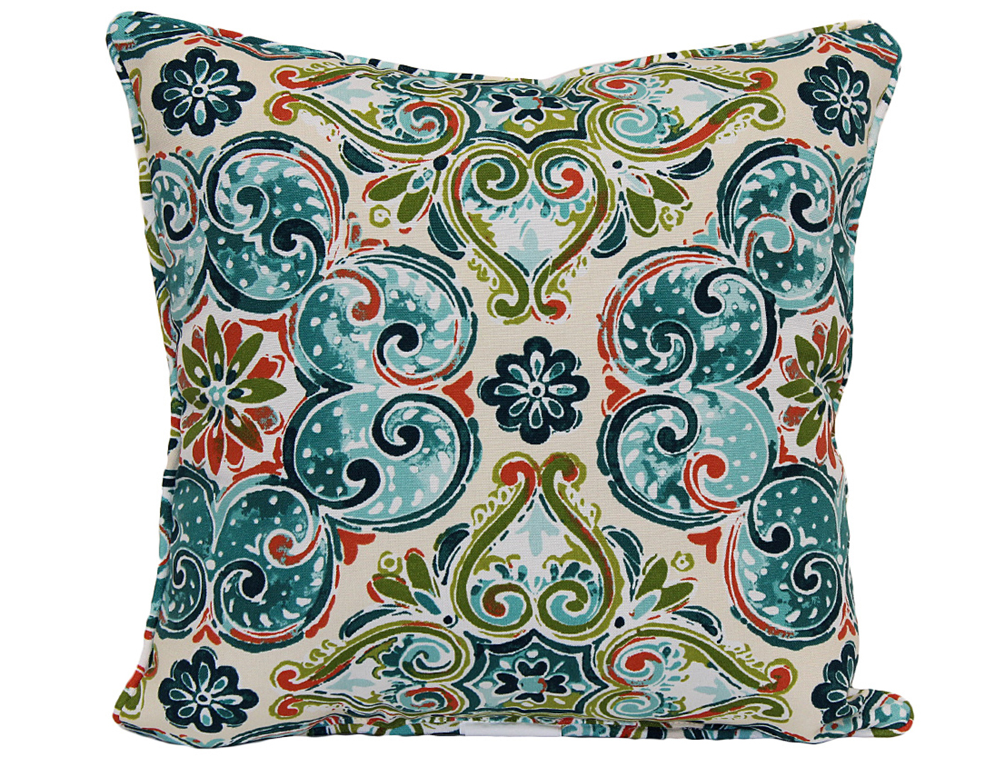 Monaco Spice Outdoor Pillow 17""