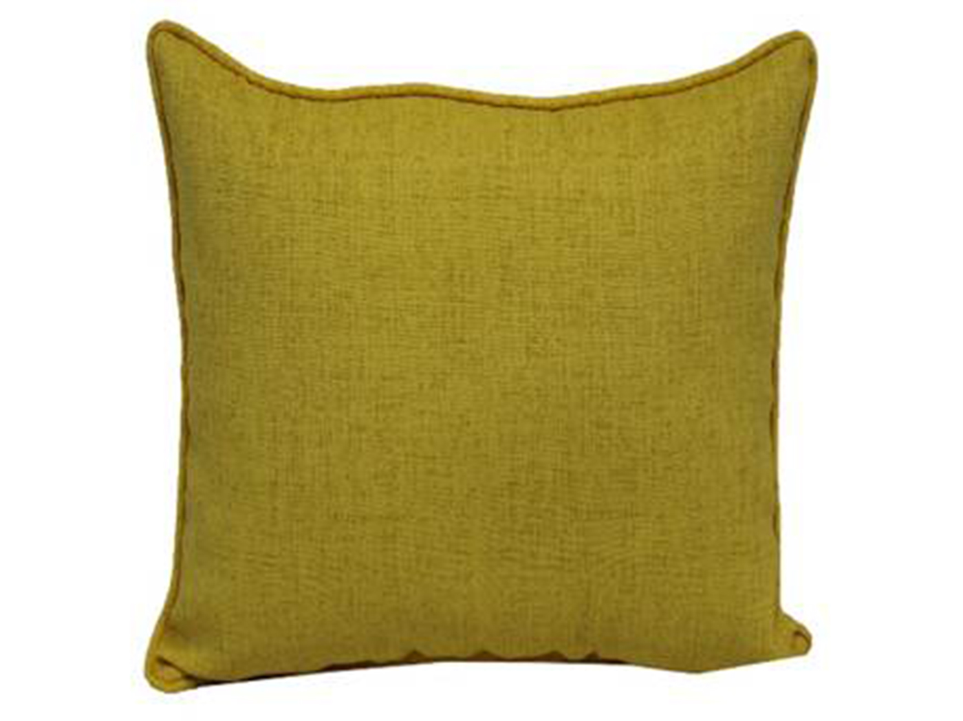 Pacific Linen Yellow Outdoor Pillow 17""