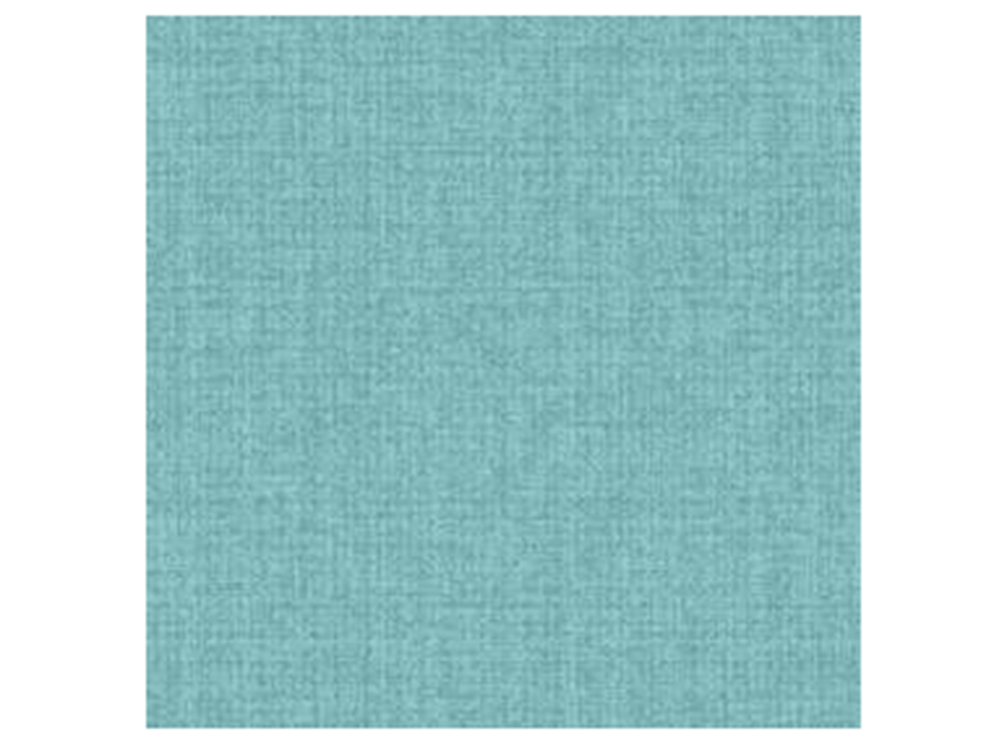 Flannel Texture Aqua Outdoor Pillow 17""