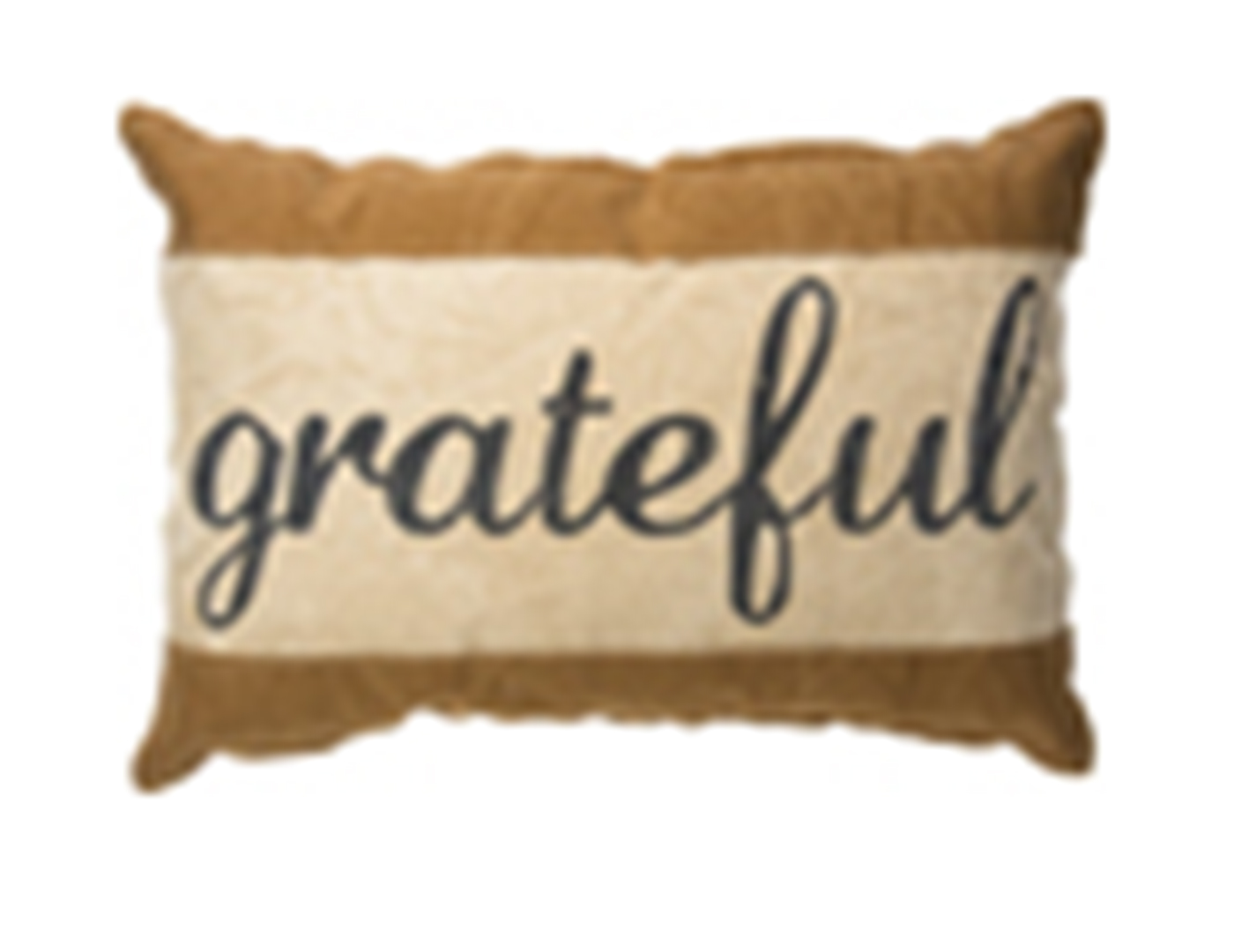 Grateful Pillow 22X14""