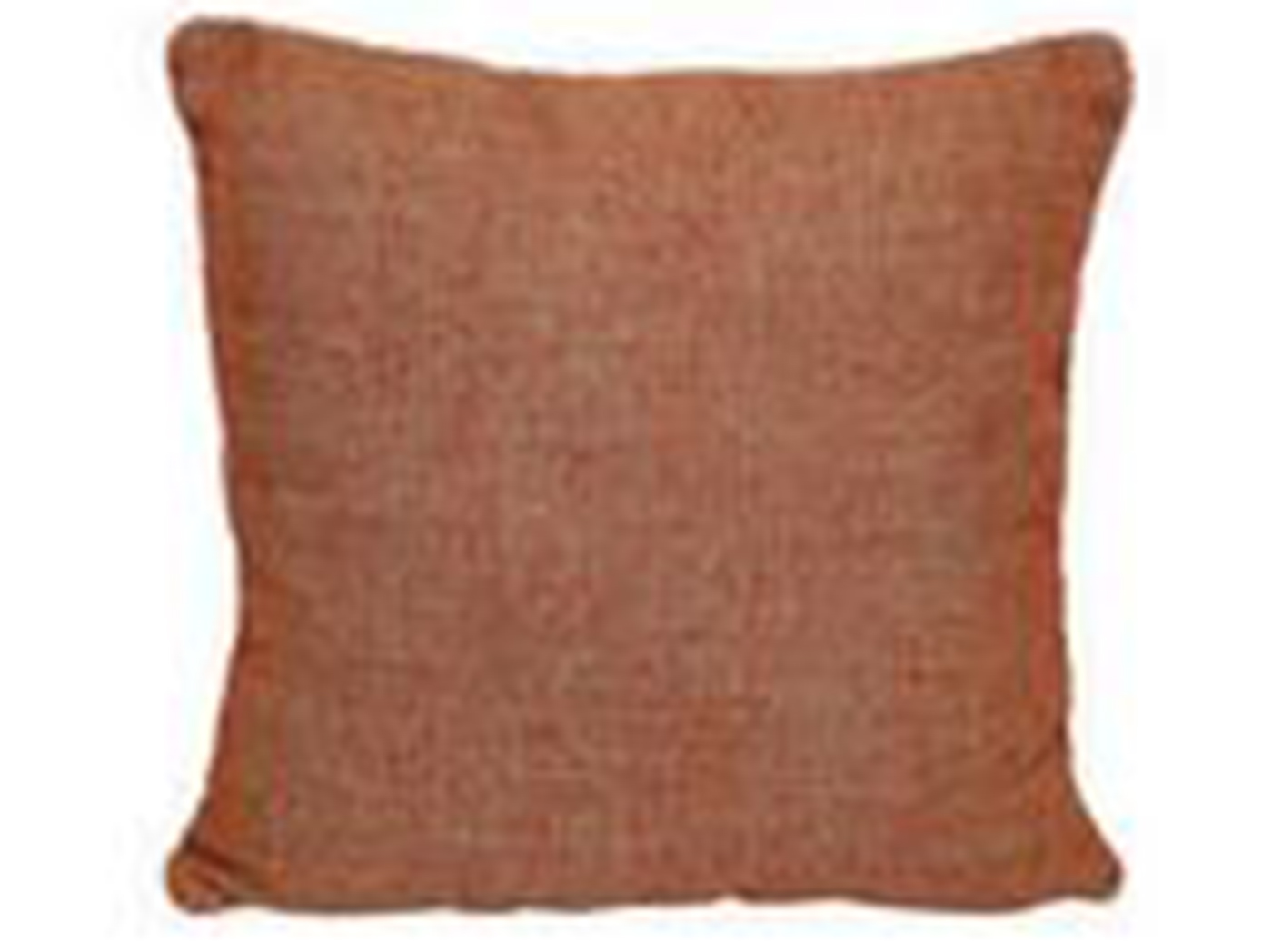 "Persimmon Gone Wild Pillow 18""W x 18""H"