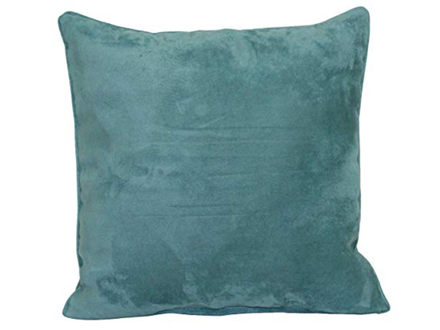 "Mineral Faux Suede Pillow 18""W x 18""H"