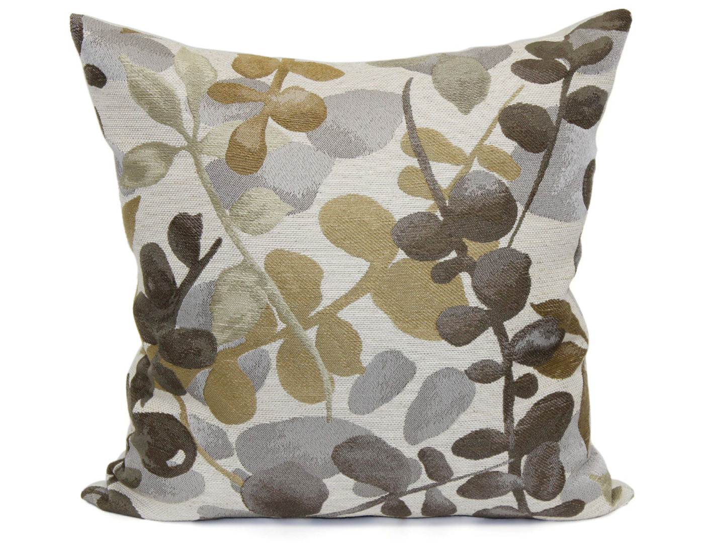 Branches and Leaves Pillow 18""