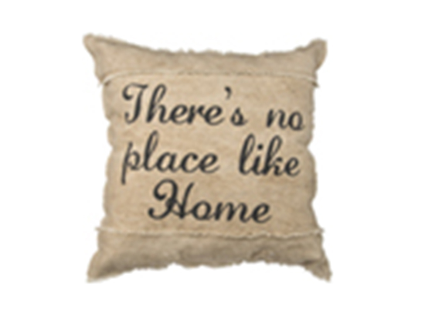 There's No Place Like Home Pillow 20""