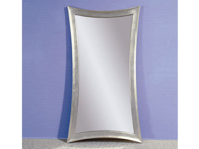Curved Leaner Mirror