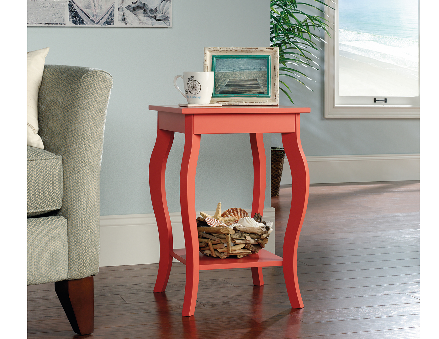 Desert Coral Side Table