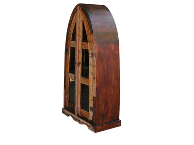 Hut Castle Bookcase