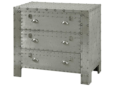 Aluminum Chest