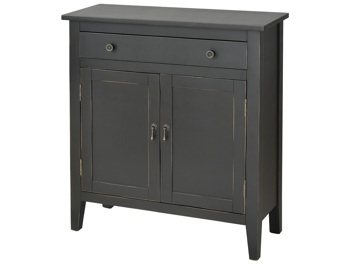 Hale Collection Black Cabinet